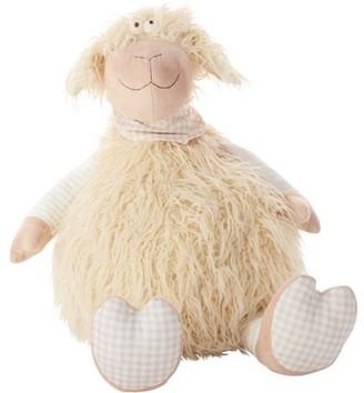"""Nourison Snuggle Buddies 26"""" Oversized Lamb Plush Pillow"""