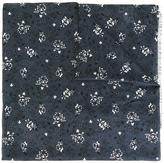 Paul & Joe floral print scarf