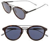 Christian Dior Men's 52Mm 'Black Tie' Sunglasses - Black