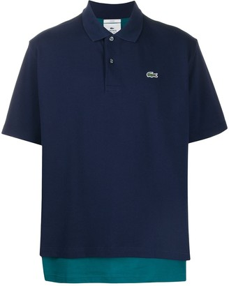 Lacoste Layered Polo Shirt