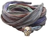 Catherine Michiels Skull butterfly bracelet