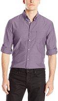 John Varvatos Men's Roll Up Sleeve Shirt
