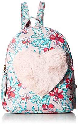 T-Shirt & Jeans Womens Floral Love Backpack