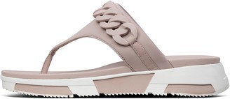 FitFlop Heda Heda Chain Toe-Post Sandals