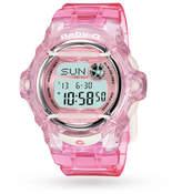 Baby-G Casio Ladies' Alarm Chronograph Watch
