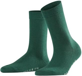 Falke Women's Softmerino Socks - Merino Wool/Cotton Blend
