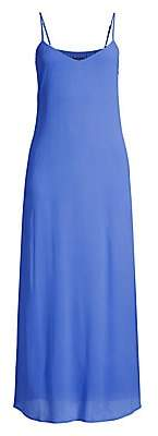 Polo Ralph Lauren Women's Newport Sleeveless Casual Midi Slip Dress - Size 0