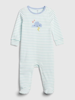 Gap Baby Cloud Footed One-Piece