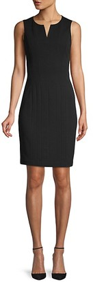 Calvin Klein Sleeveless Sheath Dress