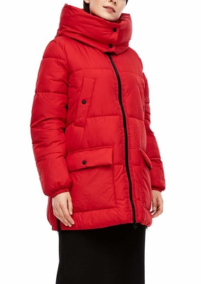 S'Oliver Women's 120.12.010.16.151.2055209 Quilted Jacket