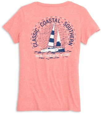 Southern Tide Southern Catamaran T-Shirt