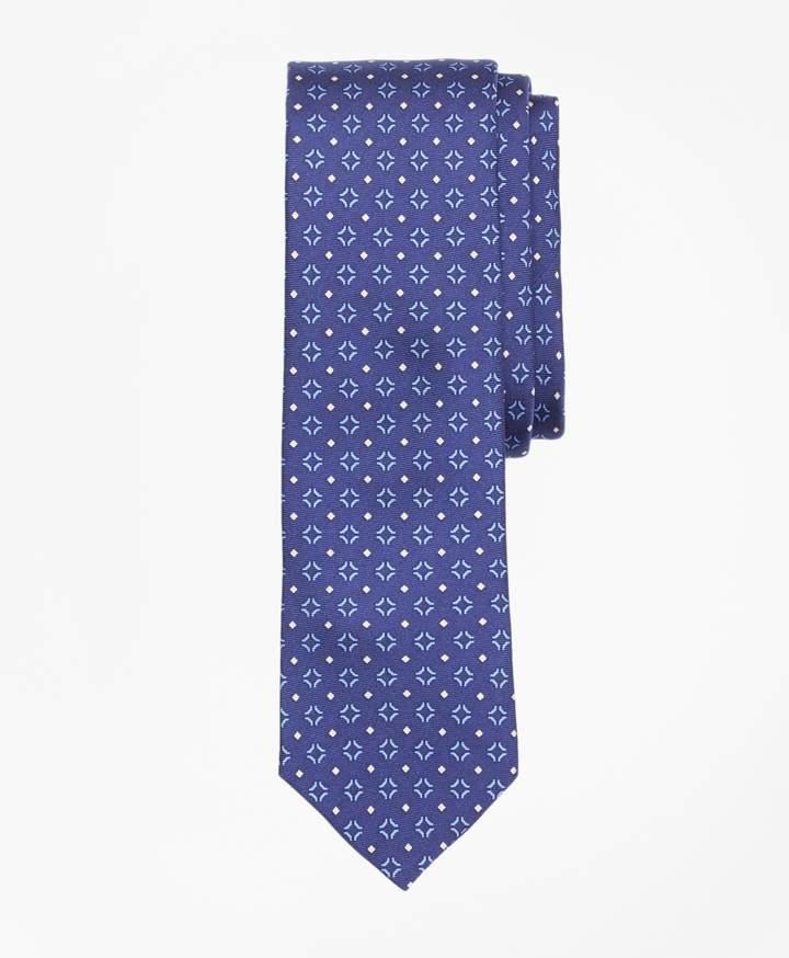 Brooks Brothers Silk Foulard Tie