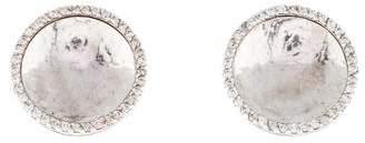Gurhan Diamond Hourglass Earclips