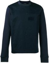 Joseph Patch pocket sweatshirt