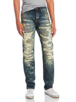 Cult of Individuality McCoy Loose Fit Distressed Jeans