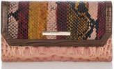 Brahmin Soft Checkbook Wallet Miramar
