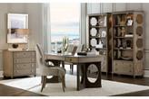 Stanley Virage 4-Piece Standard Desk Office Suite