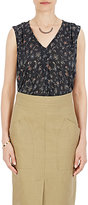 Isabel Marant Women's Torrelle Sleeveless Top-BLACK