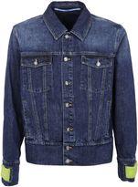 Kenzo House Reggae Denim Jacket