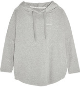 Calvin Klein Underwear Cotton-blend Hooded Sweatshirt - Stone