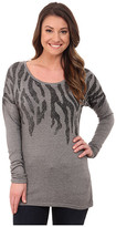Rock and Roll Cowgirl 3/4 Sleeve Knit 48-4261