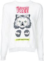 Muveil Gluten Free jumper - women - Cotton - 38