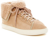 Cole Haan Raven Genuine Sheep Shearling Sneaker