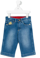 Billionaire Kids embroidered jeans