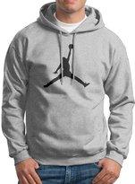 LCIABDI Men's Jumpman Logo Hoodie Sweatshirt