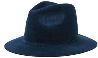 Noak Faye High Crown Wool Fedora