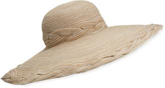 Kokin Braided Floppy Hat