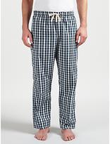 John Lewis Tenterton Check Lounge Pants, Blue