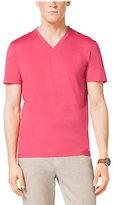 Michael Kors V-Neck Cotton T-Shirt