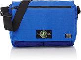 Porter Men's Messenger Bag-BLUE