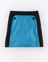 Boden Vintage Button Skirt