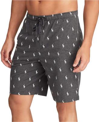 Polo Ralph Lauren Men Knit Pony Player Pajama Shorts