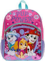 Asstd National Brand Paw Patrol Pup-Power Backpack - Girls 7-16