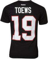 Reebok Men's Jonathan Toews Chicago Blackhawks Player T-Shirt