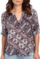 BB Dakota Marina Printed Blouse