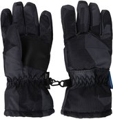 Simplicity Kids Teenagers 3M Thinsulate Lined Waterproof Snowboard / Ski Gloves,M,Black1