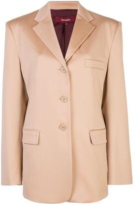 Sies Marjan Molly oversized single-breasted blazer