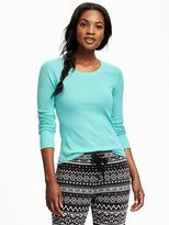 Old Navy Thermal Tee for Women