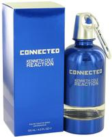 Kenneth Cole Reaction Connected by Kenneth Cole Eau De Toilette for Men (4.2 oz)
