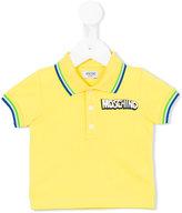 Moschino Kids classic polo shirt