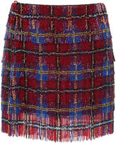 Versace Fringed Skirt
