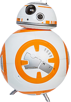 Star Wars 18 BB-8 Deluxe Figure