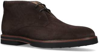J.P Tods Suede Desert Boots