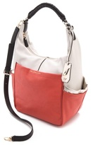 Diane von Furstenberg Franco Colorblock Bag