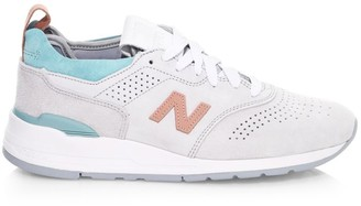 New Balance 997 Made in US Suede Sneakers