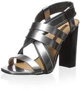 Modern Vintage Women's Gina High Heel Sandal,9.5 M US